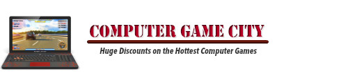Computer Game City : Huge Discounts on the Hottest Computer Games